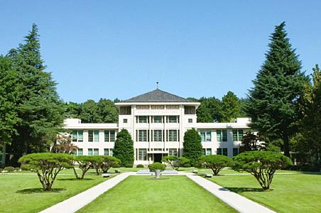 東京女子大学 キャンパス に対する画像結果