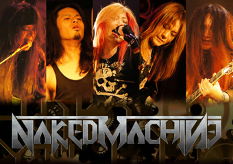 nakedmachine