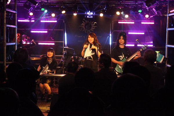 THE SHEGLAPES 企画~1st Mini Album「BACK'n'FORTH」release Event
